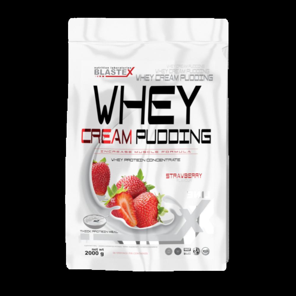 Whey Cream Pudding Blastex (2000 гр)