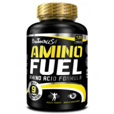 Аминокислоты Amino Fuel BioTech USA (120 табл.)