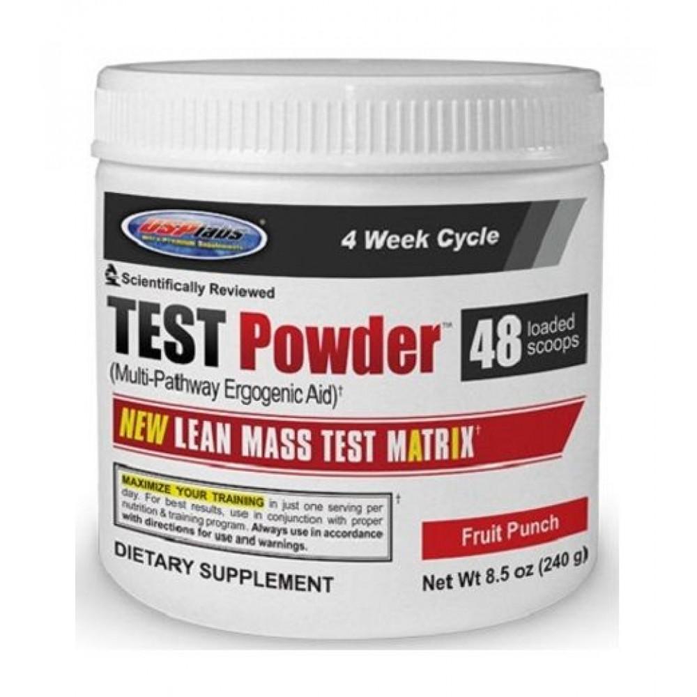 TEST Powder USPlabs (240 гр)