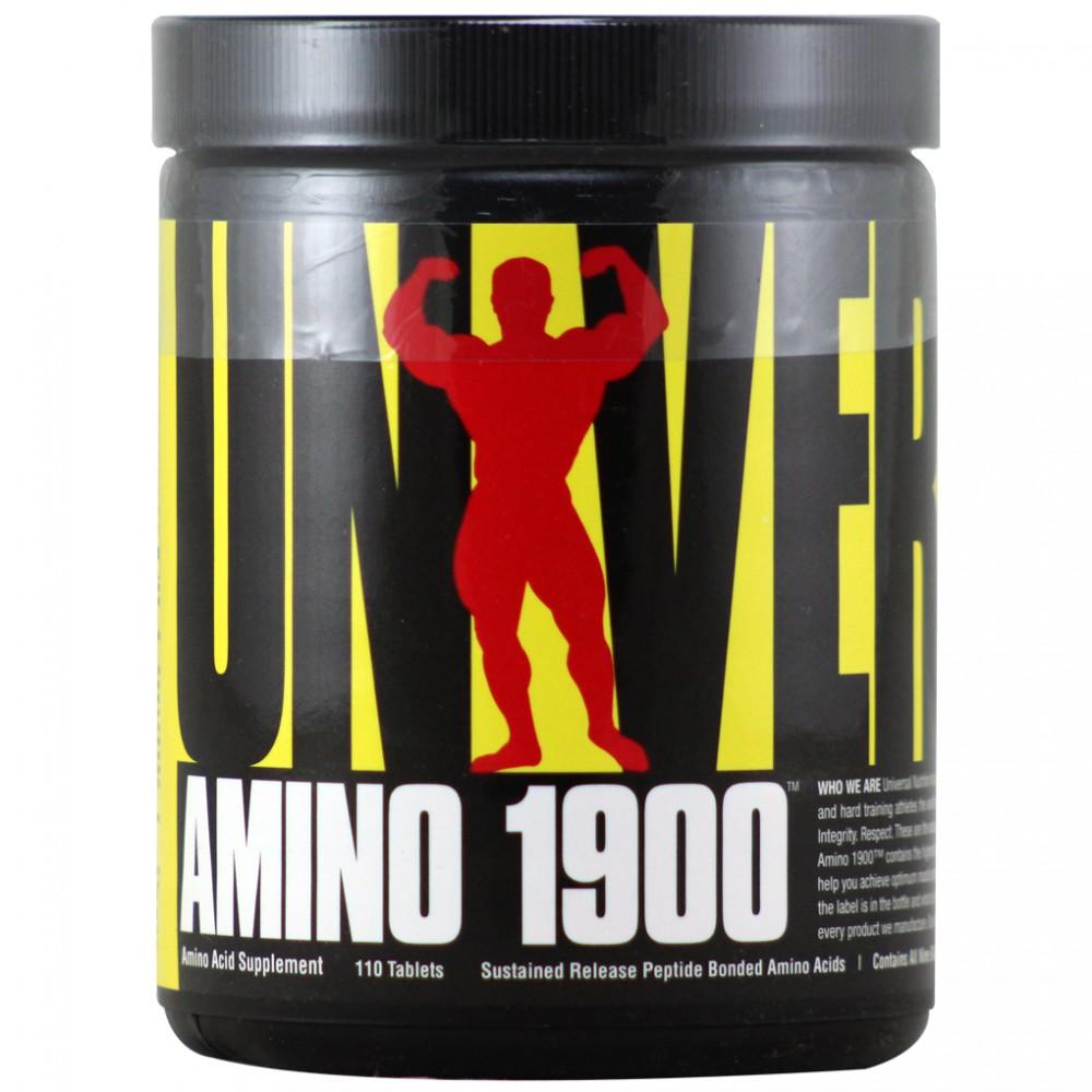 Amino 1900 Universal Nutrition (110 табл)