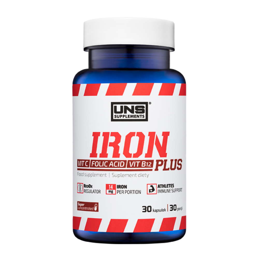 Iron Plus UNS Supplements (30 табл)