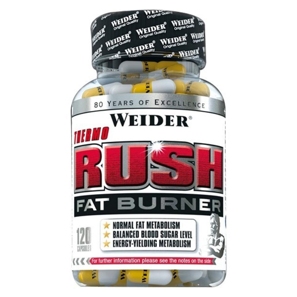 Thermo Rush Weider (120 капс)
