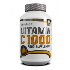 Витамины Vitamin C 1000 BioTech USA (100 табл.)