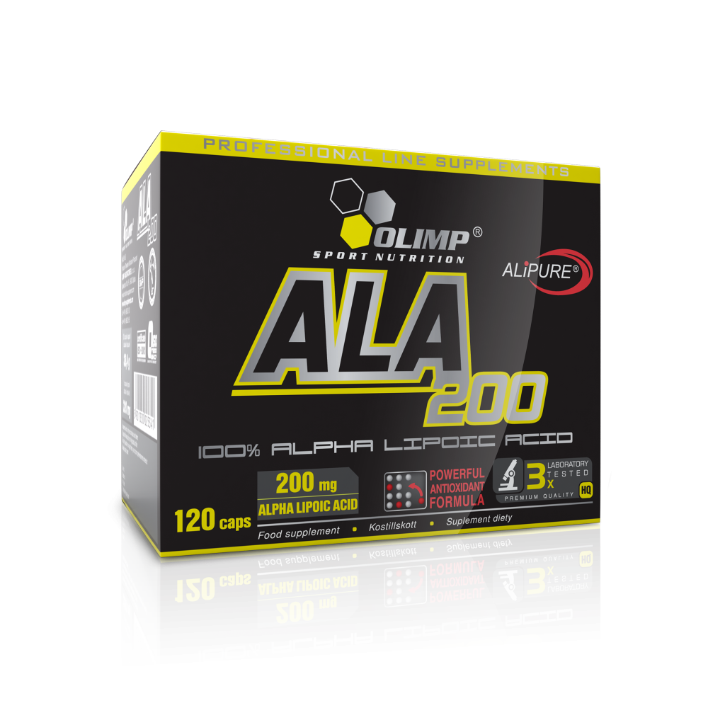 ALA 200 Olimp (120 капс)