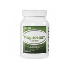 Magnesium  500 mg Gnc (120 табл)