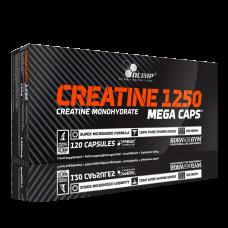 Creatine Mega Caps 1250 Olimp (120 капс)
