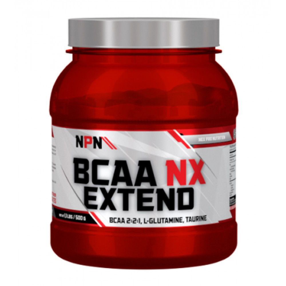 BCAA NX Extend Nex Pro Nutrition (500 гр)