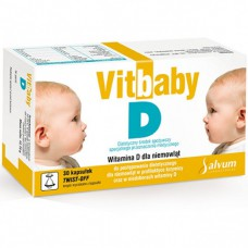 VitBaby D Salvum Lab (30 капс)