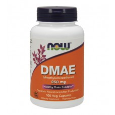 DMAE 250 mg NOW (100 капс)