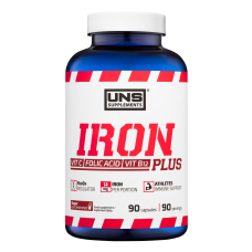 Iron Plus UNS Supplements (90 табл)