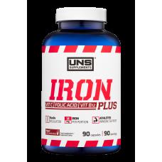 Iron Plus UNS Supplements (90 табл)