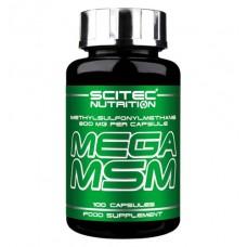 Mega MSM Scitec Nutrition (100 капс)