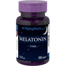 Melatonin 1 mg Piping Rock (180 табл)