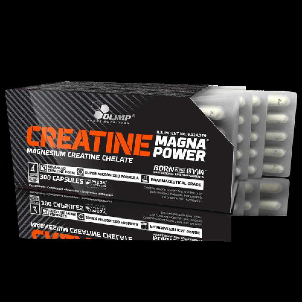 Creatine Magna Power Olimp (300 капс)