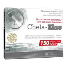 Chela-Zinc Olimp (30 капс.)