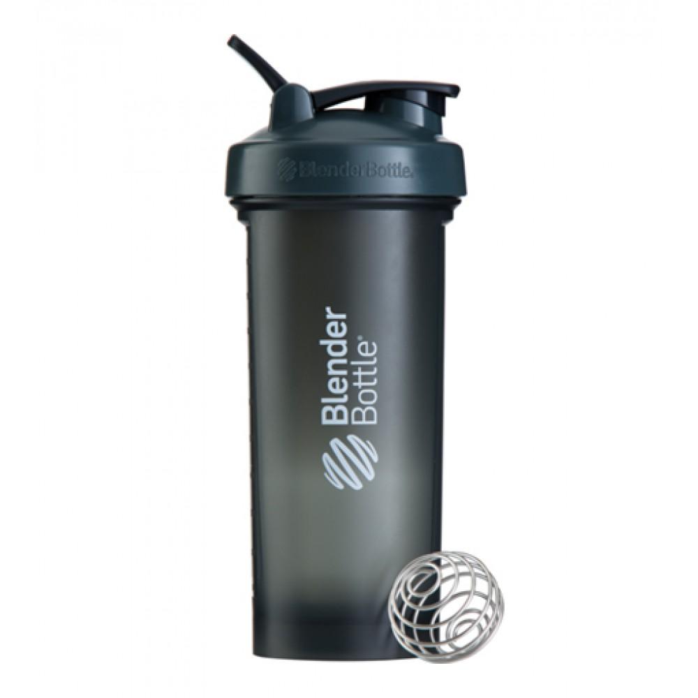 Шейкер Pro45 Blender Bottle серо-белый (1300 мл)
