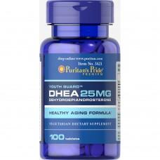 DHEA 25 mg Puritans Pride (100 табл)
