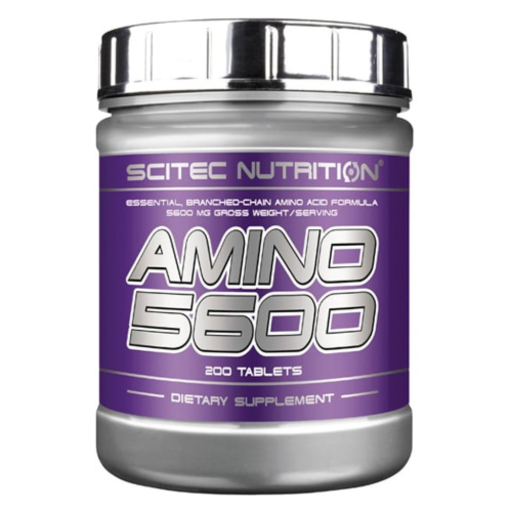 Amino 5600 Scitec Nutrition (200 табл)