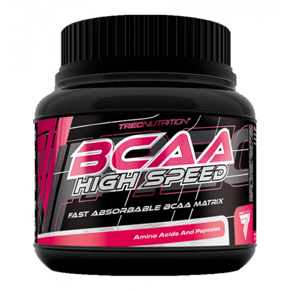BCAA High Speed Jar Trec Nutrition (130 гр)