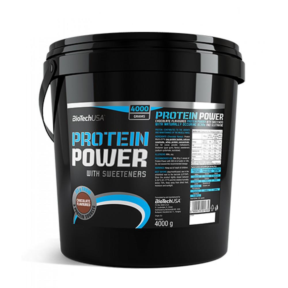 Протеин Protein Power BioTech USA (4000 г)