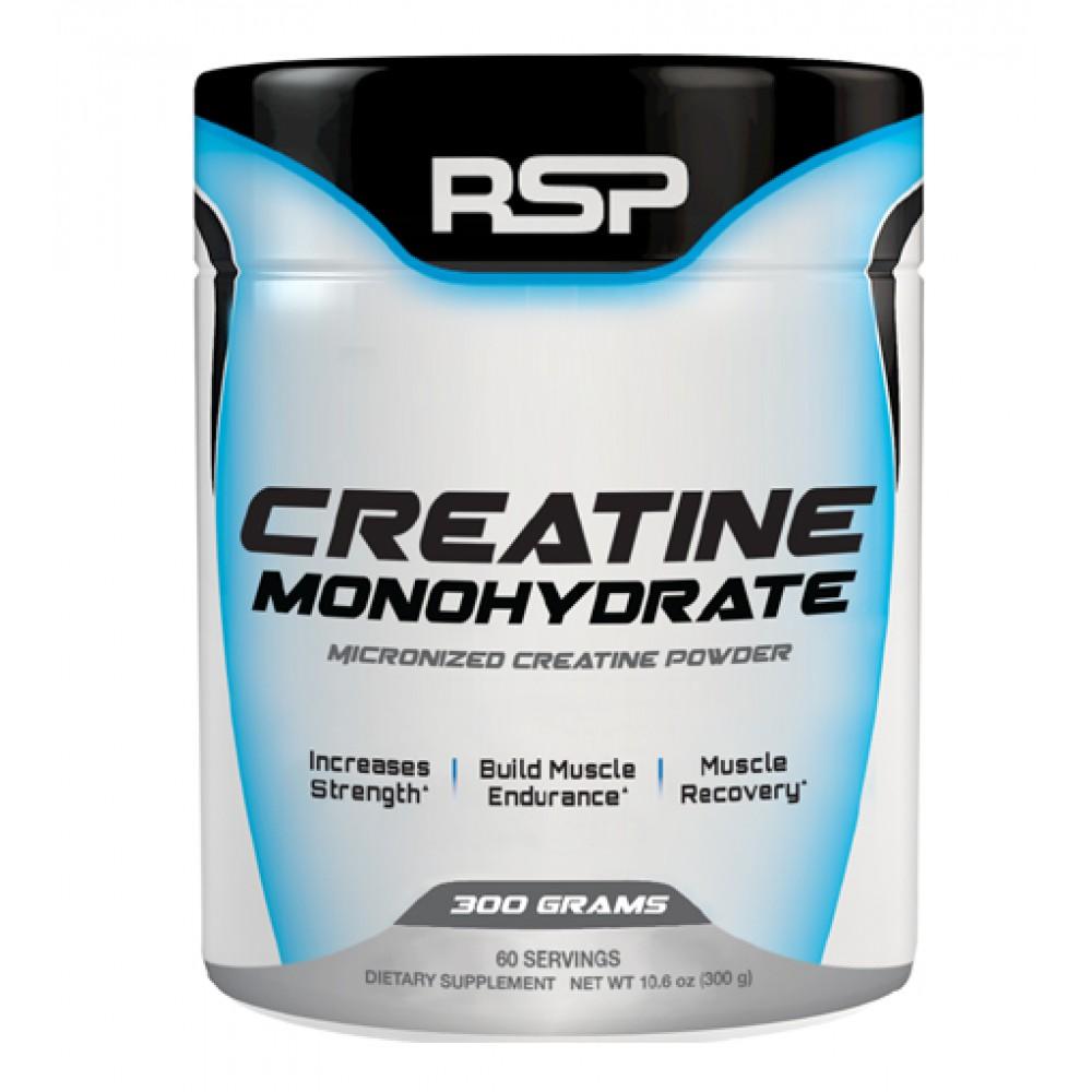 Creatine Monohydrate RSP Nutrition (300 гр)