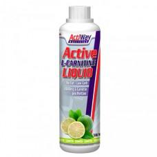 Active L-Carnitine Liquid ActiWay (500 мл)