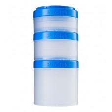 Контейнеры Expansion Pak Blender Bottle прозрачные-аква