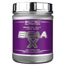 BCAA-X Scitec Nutrition (120 капс)
