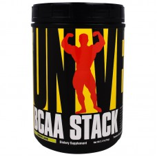 BCAA Stack Universal Nutrition (1000 гр)
