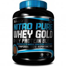 Протеин Nitro Pure Whey Gold BioTech USA (2200 г)