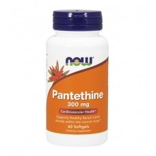 Pantethine 300 mg NOW (60 капс)