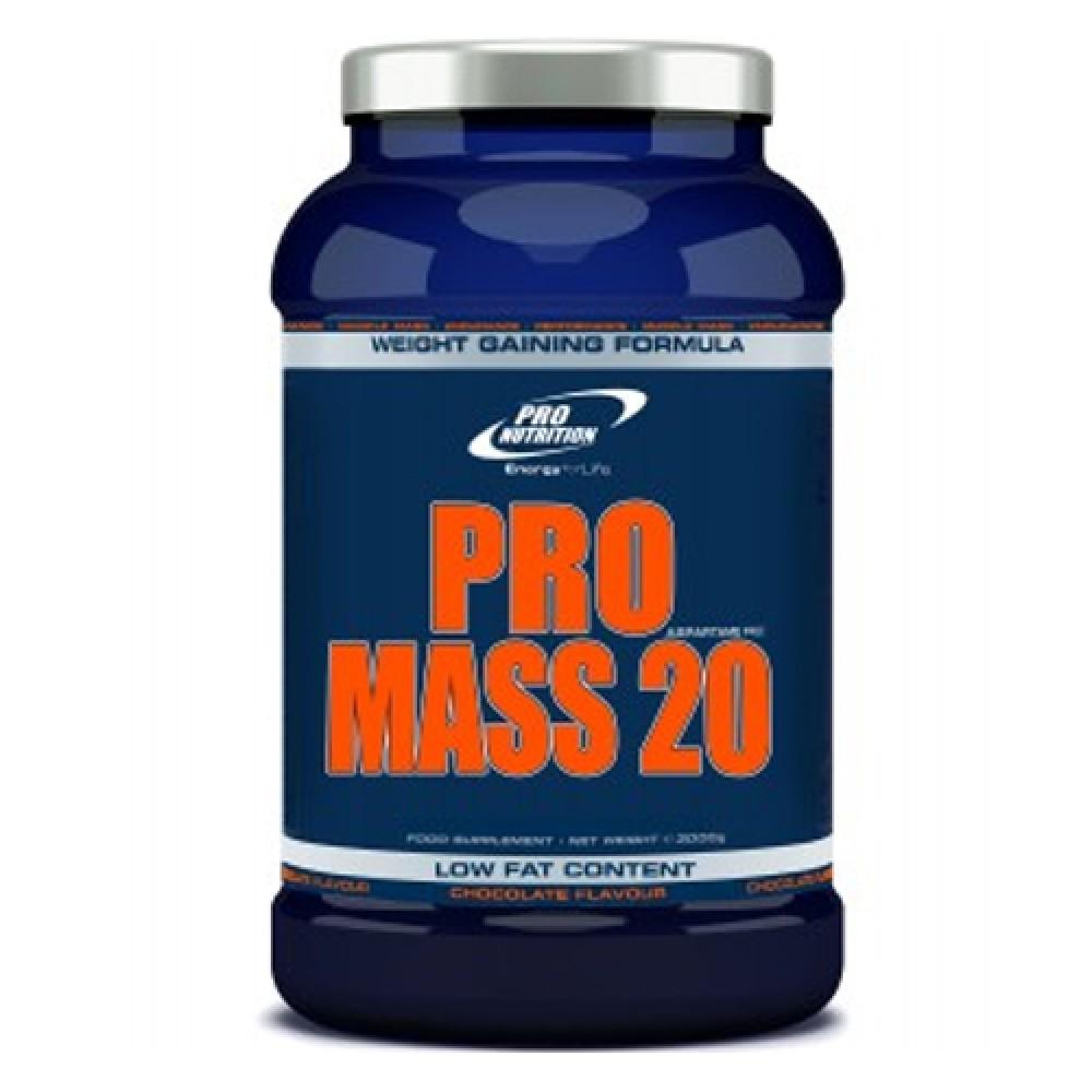 Pro Mass 20 Pro Nutrition (3000 гр)