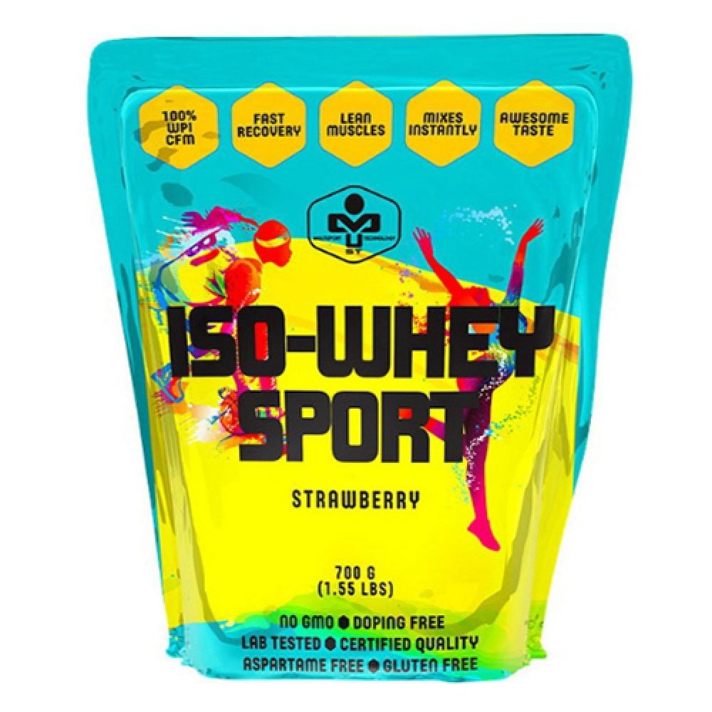 Iso-Whey Sport Mex Nutrition (700 гр)