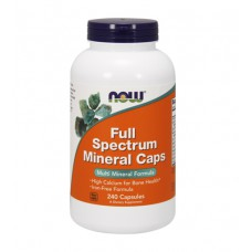 Full Spectrum Mineral NOW (240 капс)