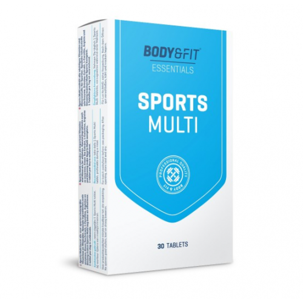Sports Multi Body and Fit ( 30 табл)