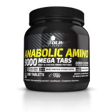 Anabolic Amino 9000 Mega Tabs Olimp (300 табл)