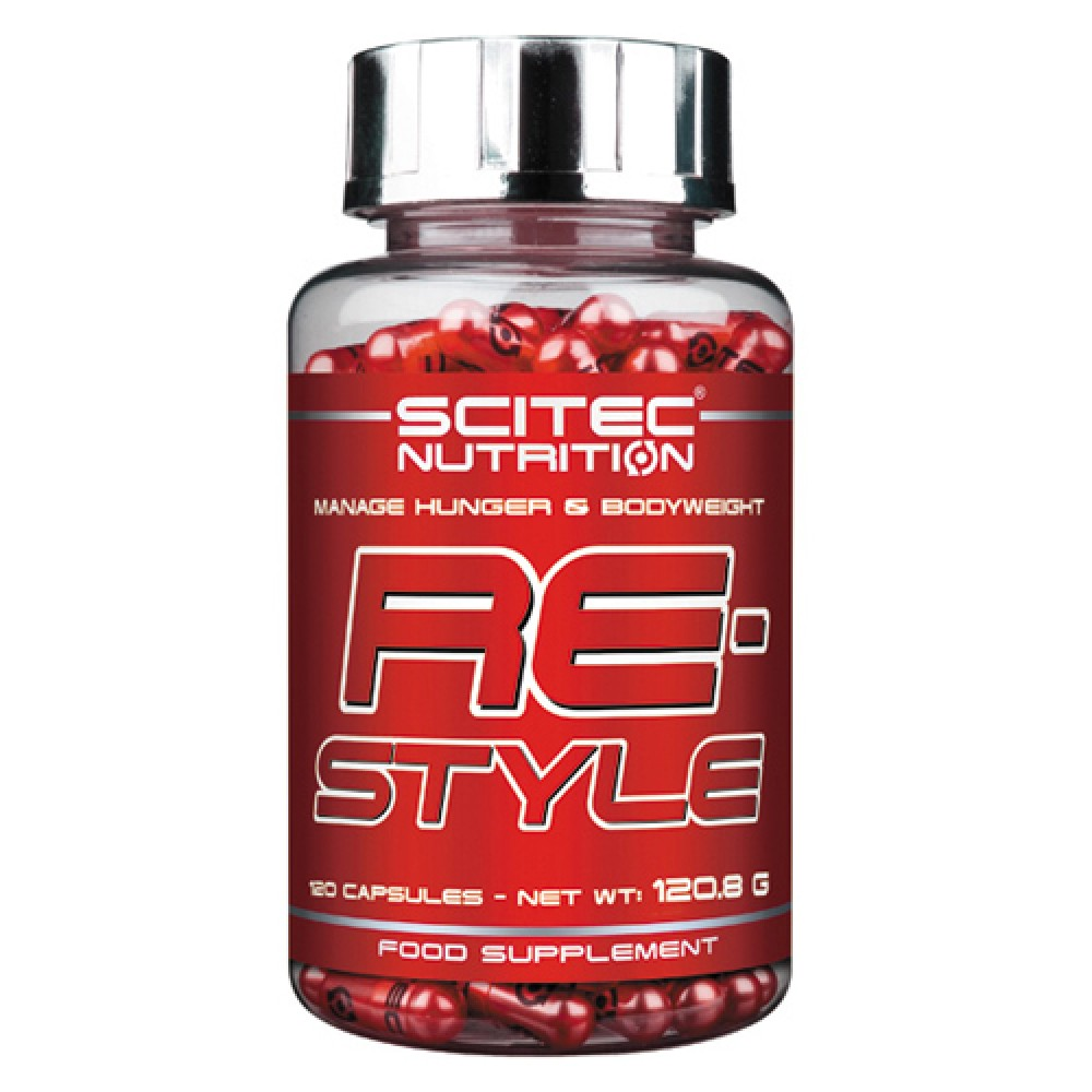 RE-Style Scitec Nutrition (120 капс)