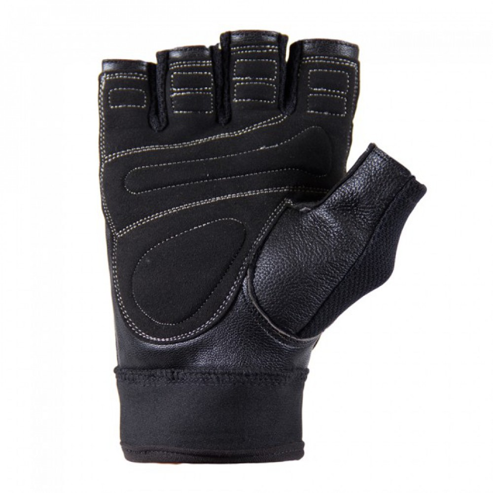 Перчатки мужские Hardcore Gloves Gorilla Wear Black
