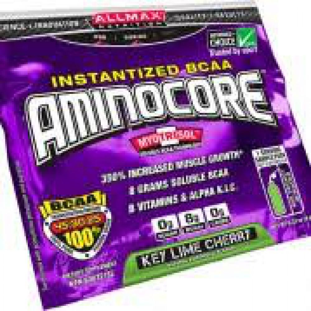 AminoCore BCAA Stick Pac AllMax (10 гр)