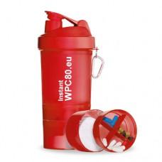 Шейкер Smart Shaker Ostrovit Red (400 мл)
