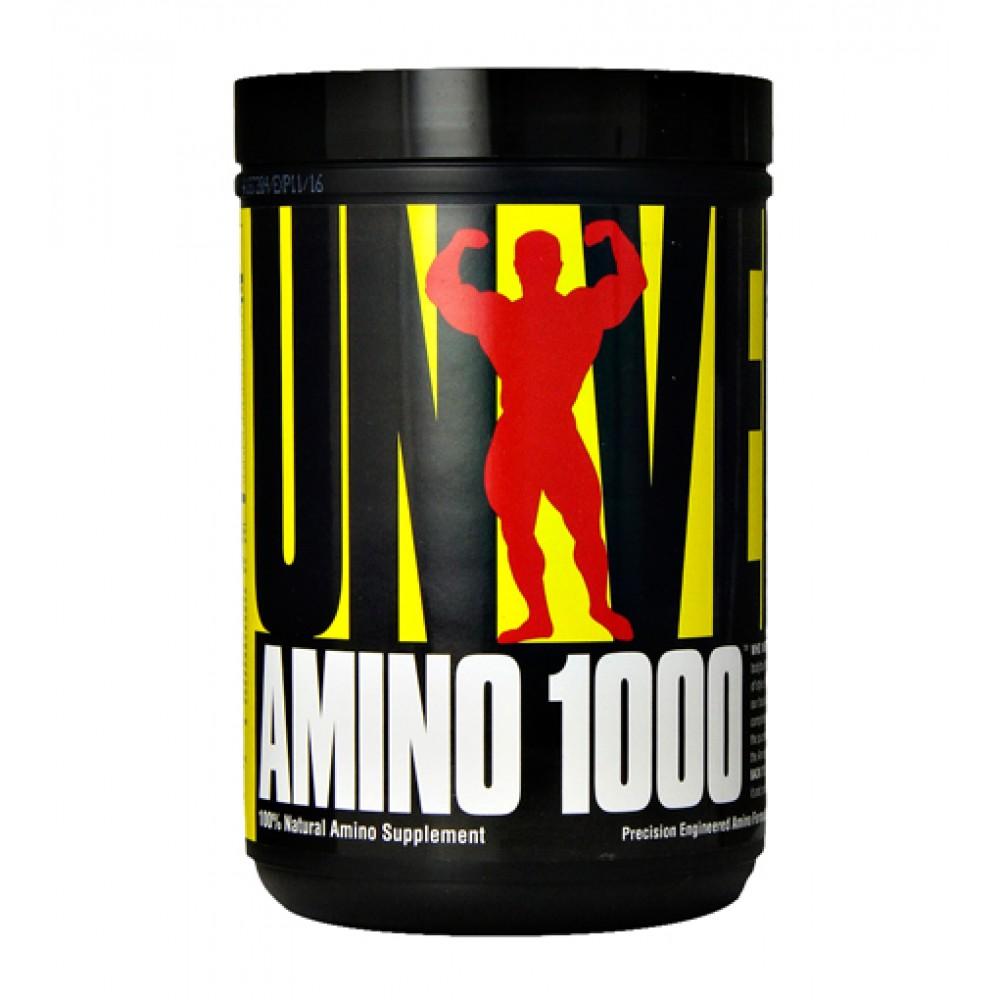 Amino 1000 Universal Nutrition (300 капс)