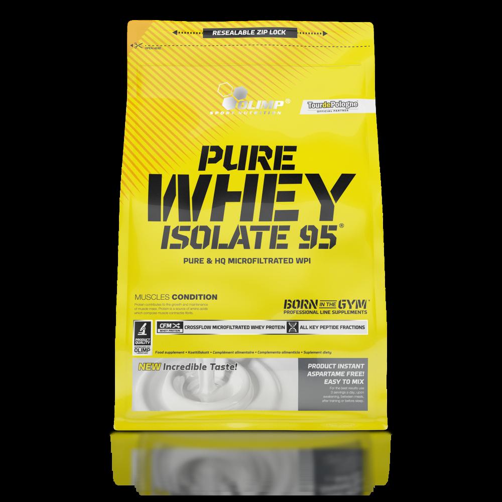 Pure Whey Isolate 95 Olimp (600 г)