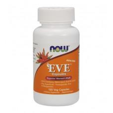 EVE Multiple Vitamin Veg Capsules NOW (120 капс)