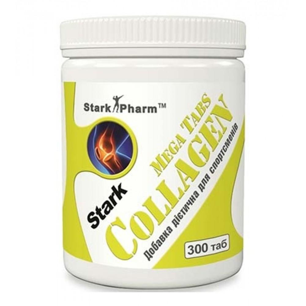 Collagen Hydrolyzed Mega Tabs Stark Pharm (250 табл)