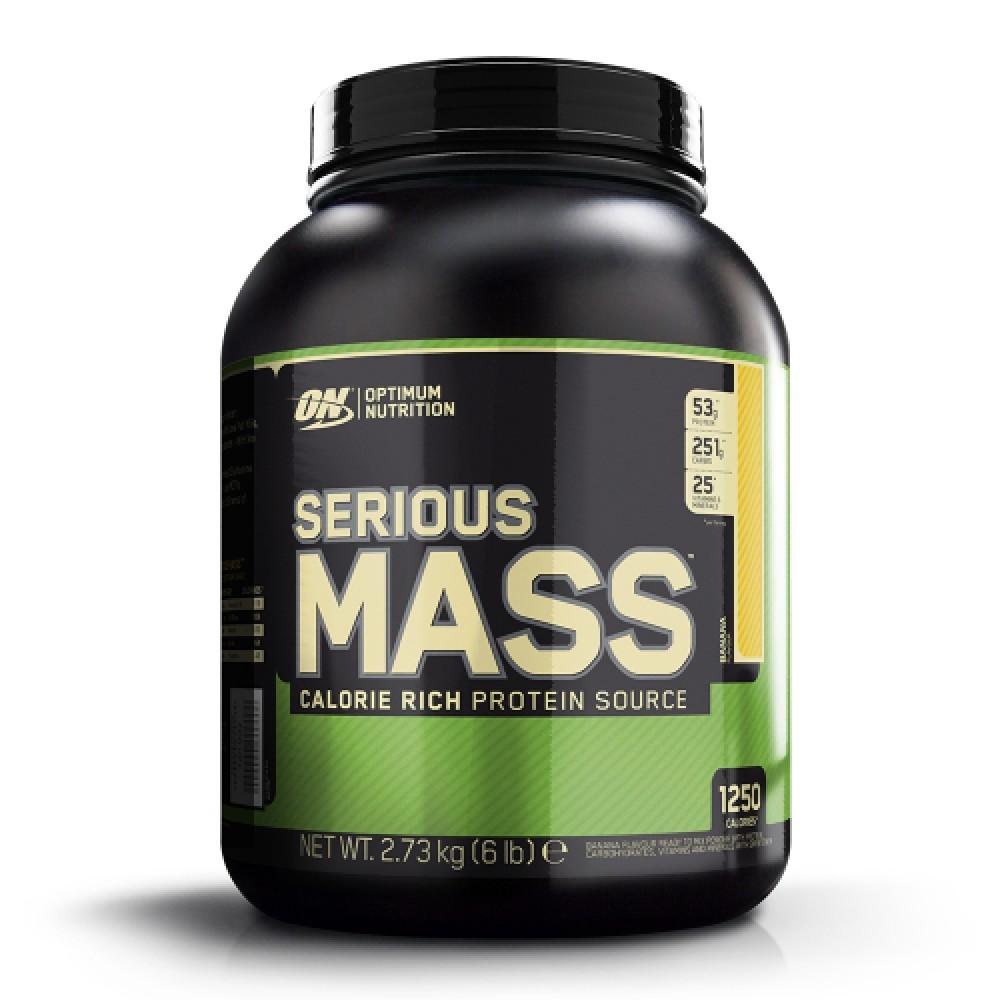 Serious Mass Optimum Nutrition (2720 гр)