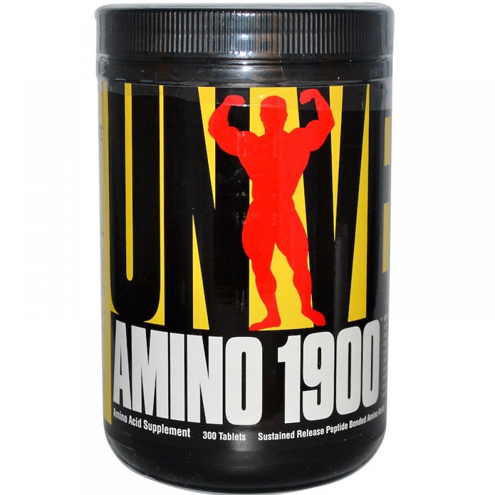 Amino 1900 Universal Nutrition (300 табл)