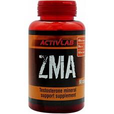 Тесто Бустер ZMA Activlab (90 капс)