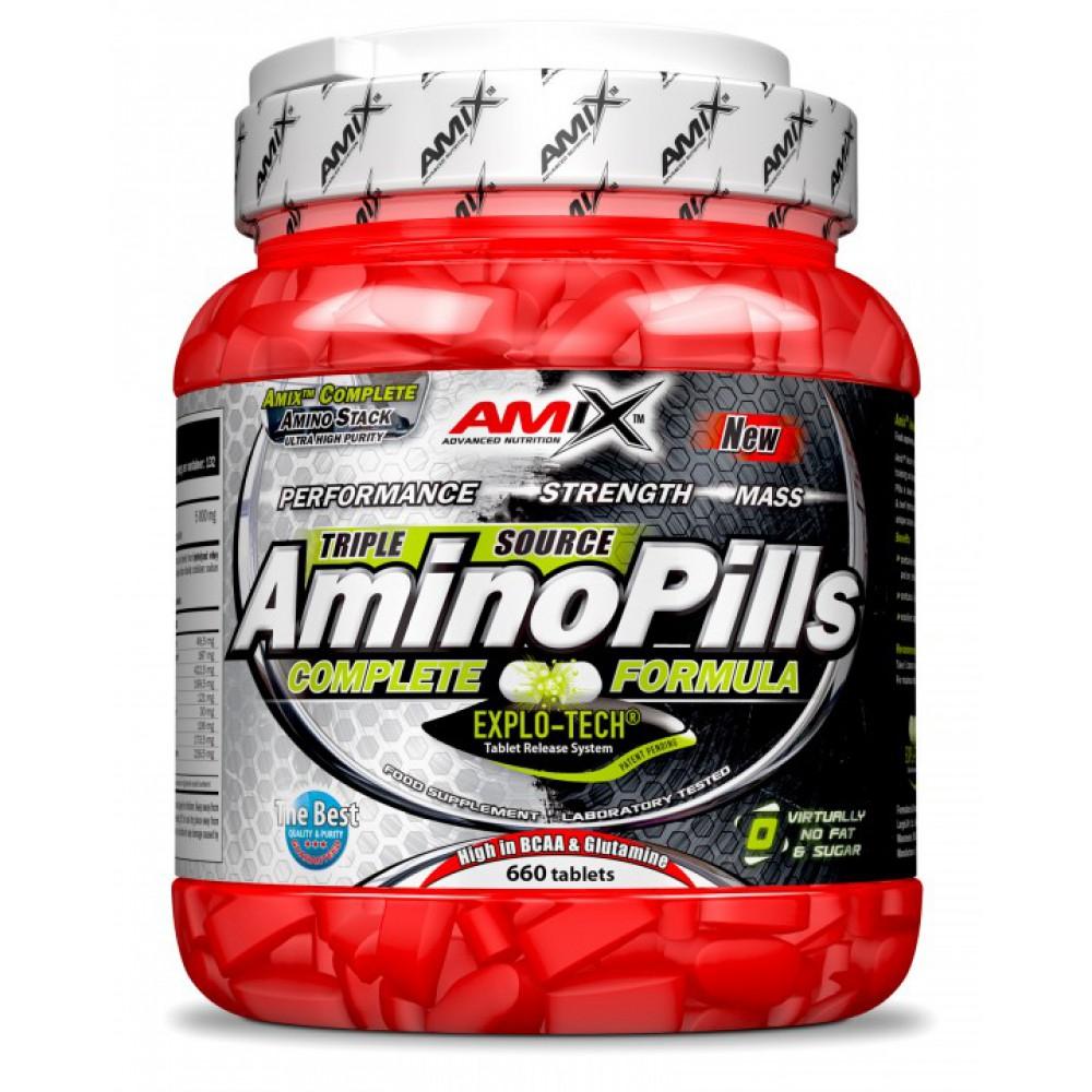 Amino Pills Amix Nutrition (660 табл)