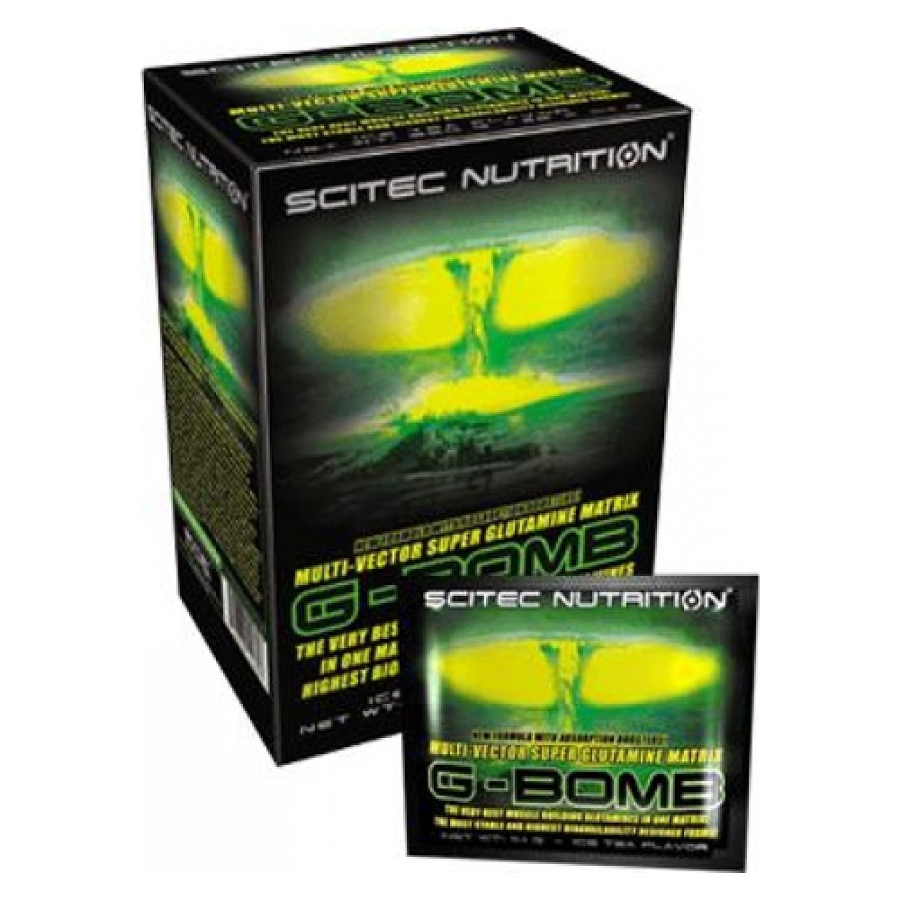 G-Bomb Scitec Nutrition (25 пак. по 14 гр)