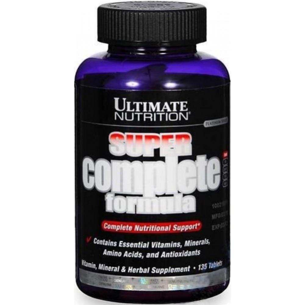 Super Complete Formula Ultimate Nutrition (135 табл)